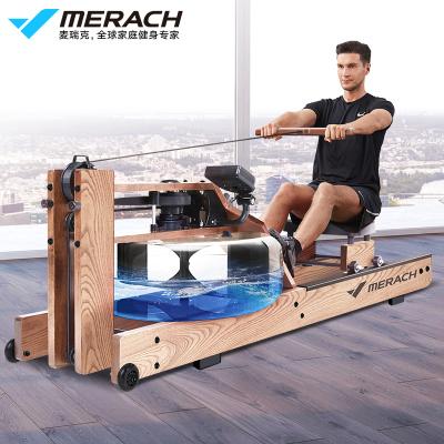 麥瑞克劃船機家用紙牌屋水阻劃船器靜音運動健身器材何賽同款MR-902