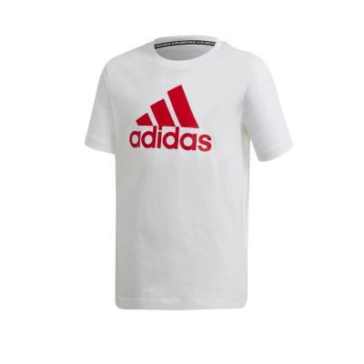 阿迪達斯(adidas)YB MH BOS T 大童裝訓練運動短袖T恤FQ7722