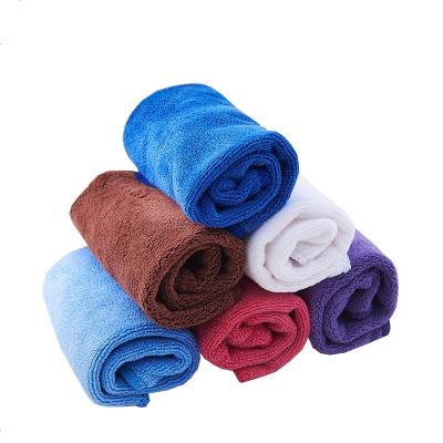 6條 超細纖維洗碗布吸水毛巾家務清潔抹布棉易清洗洗碗巾不易掉毛