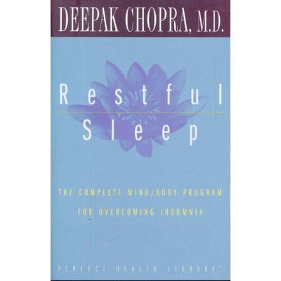 RESTFUL SLEEP(ISBN=9780517884577) 英文原版