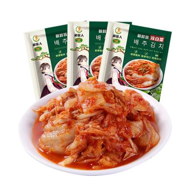 闲居人148g*3 辣白菜泡菜 韩国白菜泡菜 朝族泡菜
