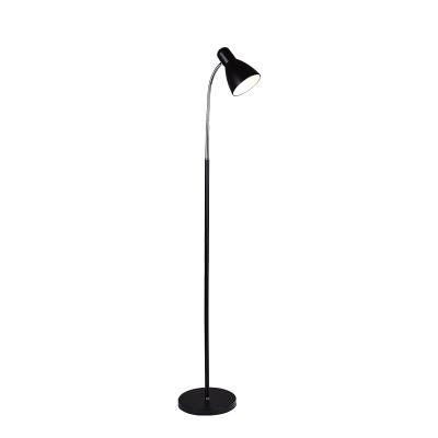 家装精品简约现代落地灯 客厅书房立灯 卧室落地台灯 创意遥控LED调光地灯放心购