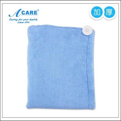 加厚蓝色1条#干帽干巾超强吸水速干加厚浴帽擦韩国长头成人可爱包头毛巾