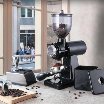 磨豆機家用商用電動磨豆法耐(FANAI)超細咖啡豆研磨機粉碎機八檔可調