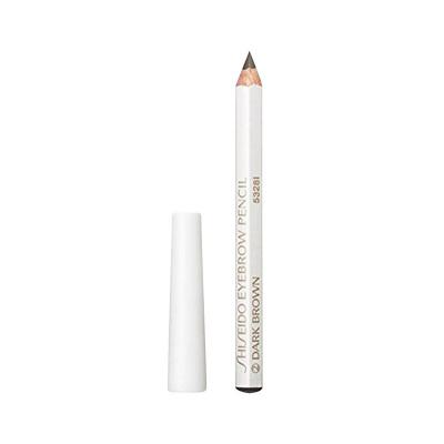 【一笔自然眉】资生堂Shiseido六角眉笔防水眉墨铅笔02棕色 1.2g