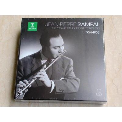 2564619044 Rampal 1954-1963年在Erato公司录音全集 10CD