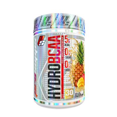 海德力PROSUPPS 支鏈氨基酸高性能BCAA300克 健身快速恢復  菠蘿芒果味