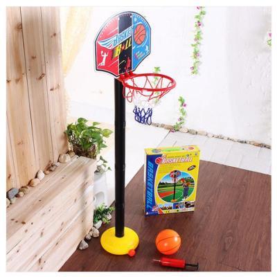可升降家用小孩篮筐投篮架室内壁挂式篮球筐移动篮球架儿童篮球框