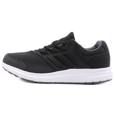 阿迪达斯(adidas)2018 男子galaxy 4 m轻便舒适跑步鞋 B43804