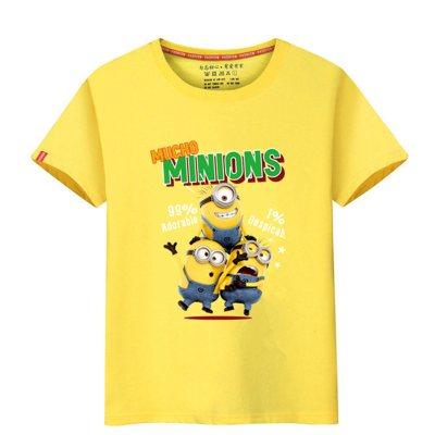 夏季童裝男童短袖T恤2020新款兒童運動上衣小中大童男裝純棉半袖臻依緣