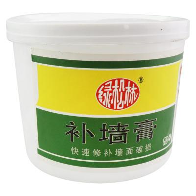 補墻膏補墻漆墻面修補膏白色膩子粉內墻乳膠漆刷墻涂料家用膩子膏 補墻膏2.5kg