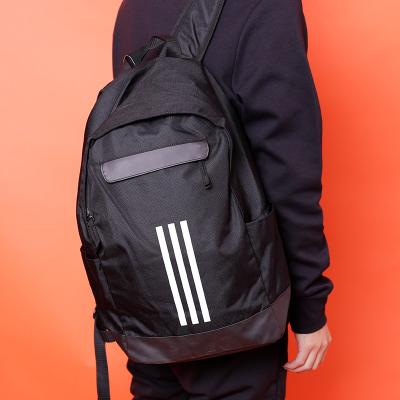 阿迪达斯男包女包运动包背包2019冬季新款书包户外旅游双肩背包电脑包双肩包CF3300