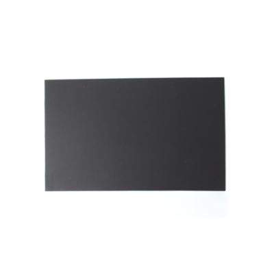 黑色亞克力板鏡面磨砂啞光板閃電客半透明黑茶色有機玻璃板按圖定制切割 黑色磨砂不透光不透光 600*600mm2mm