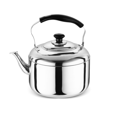 加厚不銹鋼燒水壺家用燒煤氣燒水壺大容量鳴笛天燃氣電磁爐茶壺-3L水壺(薄款偏小1-2人使用)