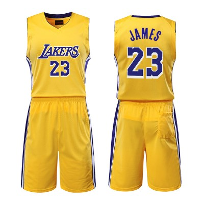 bоnba2019全明星篮球服套装男队服定制詹姆斯韦德欧文路人王球衣