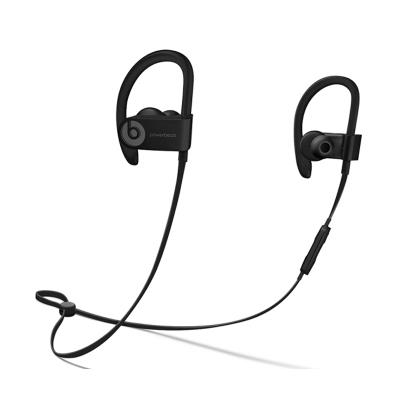 【二手95新】Beats Powerbeats3 魔音PB3蓝牙无线运动耳挂式耳机3代黑色