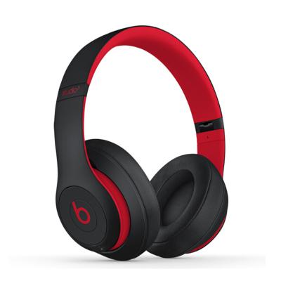 【二手95新】Beats Studio3 Wireless十周年纪念版 魔音 录音师3代 蓝牙无线降噪耳机 桀骜黑红