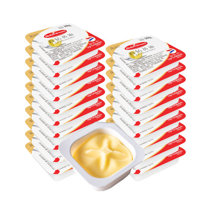 百鉆無鹽黃油10g*5粒 家用獨立小包裝牛排專用雪花酥材料