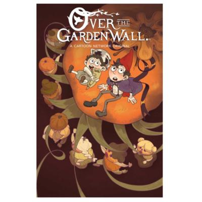 Jim Campbell 漫畫 謎樣森林 Over The Garden Wall Vol.4 瑕