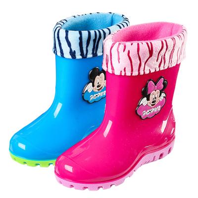 兒童雨鞋水靴男童女童寶寶雨靴防滑小學生水鞋套小孩膠鞋親子雨鞋 莎丞
