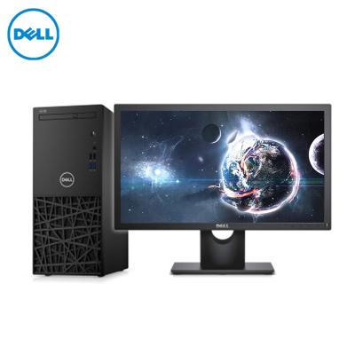戴爾(Dell)成銘3988商用臺式電腦整機 21.5英寸顯示器(I5-9500 8G內存 1T硬盤 三年)