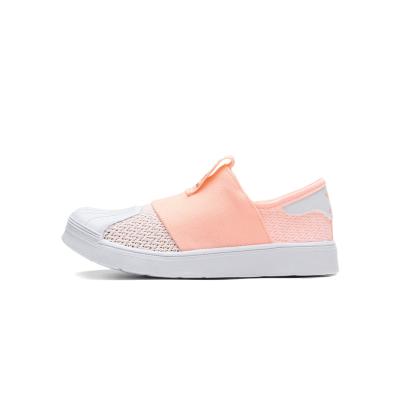 adidas阿迪达斯三叶草童女婴童0-4岁SUPERSTAR婴童鞋CG6585
