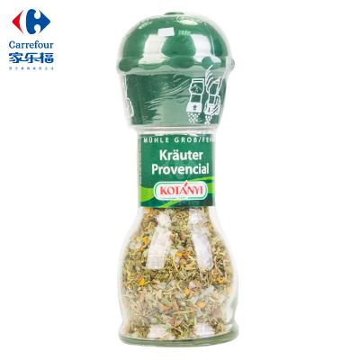 【家乐福】可达怡普罗旺斯风味调味料(研磨瓶装)33克