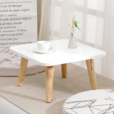 飄窗桌子榻榻米小茶幾簡約窗臺地臺桌日式飄窗小桌子弧威(HUIWEI)