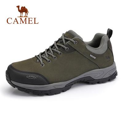 CAMEL/骆驼官方登山鞋男户外男鞋2019新款运动鞋防滑耐磨旅游女徒步鞋