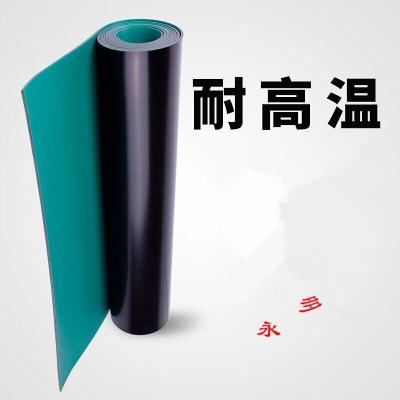 桌垫手机维修绿色耐高温实验室工作台胶皮胶垫 橡胶垫