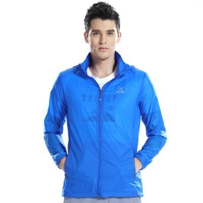 TECTOP 防晒衣 棉纶 透气、速干、超轻 户外运动防风衣正品外套(一件装)