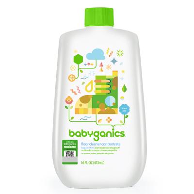 甘尼克宝贝 BabyGanics 浓缩型地板清洁液 无香型 473ml