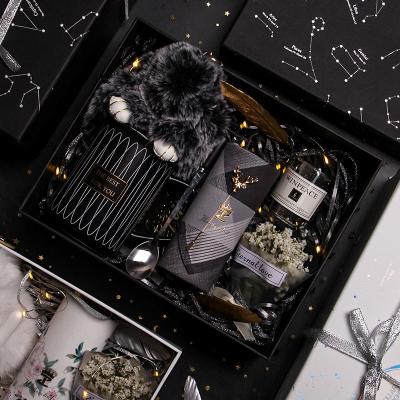 生日禮物禮品馬克杯男女伴郎伴娘伴手禮結婚回禮盒成品七夕情人節