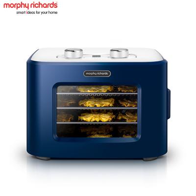 摩飞电器( Morphyrichards )干果机小型水果蔬烘干机家用宠物零食品肉干风干机MR6255
