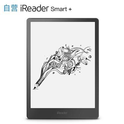 掌阅iReader Smart+超级智能本 电子纸 10.3英寸 电纸书阅读器 电子笔记本 电子书墨水屏 64G 黑色