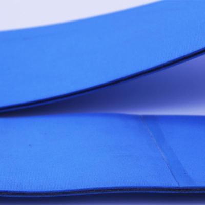 闪电客糊盒机皮带双面蓝平皮带裱纸机粘盒机折叠输纸皮带输送带 4mm厚 其他