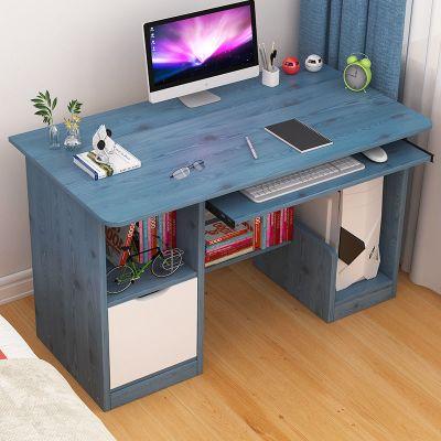 簡易桌子電腦桌電腦臺式桌家用簡約經濟型書桌學生臥室學習寫字桌 弧威(HUWEI)