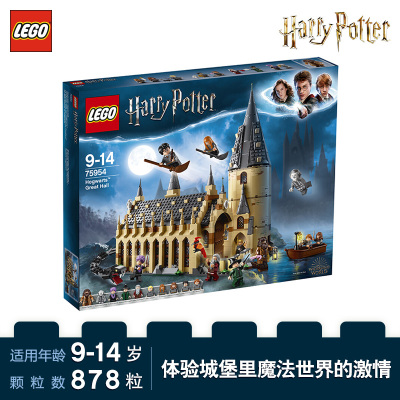 LEGO樂高 哈利·波特系列-霍格沃茨城堡75954