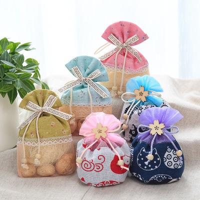 【混色3袋裝】潘西衣柜香包薰衣草香袋家用臥室內除味持久茉莉玫瑰香袋包車載小香囊新款
