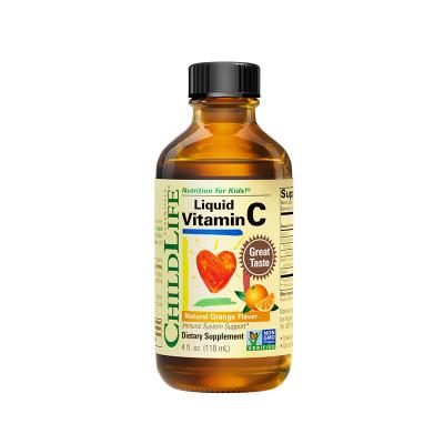 童年时光 婴幼儿童vc维C 液体118ml/瓶