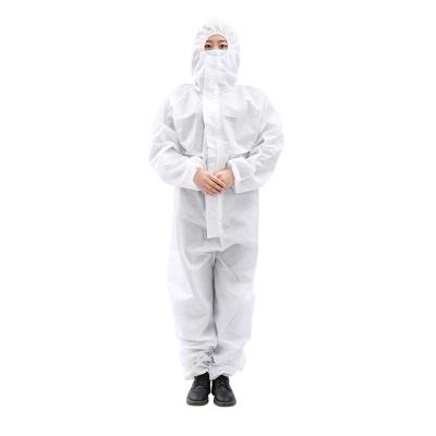 可孚醫用防護一次性隔離衣全身連體醫護醫療防疫防病毒醫生專用