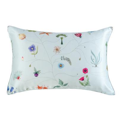 太湖雪 真絲枕套 100%桑蠶絲綢單面枕套 睡眠四季枕套 48*74單個裝