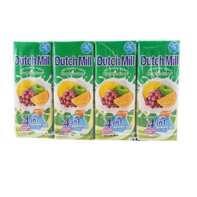 達美混合果味180ml×8盒裝果味酸奶早餐下午茶宵夜學生兒童飲品營養乳制品