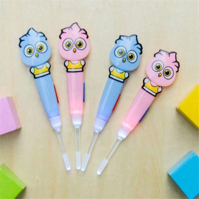 【3個裝】兒童發光耳勺挖耳勺帶燈兒童發光耳勺寶寶掏耳朵挖耳朵鑷子夾