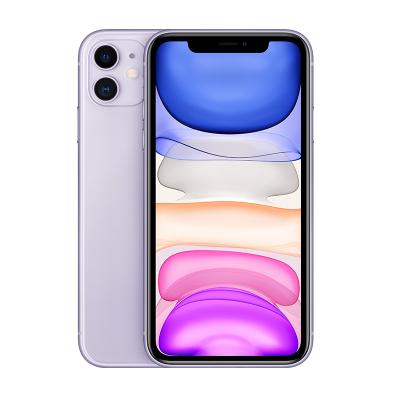 【龙8国际pt老虎机备件库99新】Apple 苹果 iPhone 11 128G 紫色 移动联通电信4G全网通二手手机