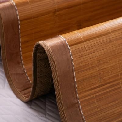 涼席1.8x2米床1.35雙面折疊1.2兩用竹席2.2夏季席1雙人席子1.5m