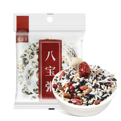 【8種口味,29元任選10包】燕之坊五谷雜糧八寶粥150g
