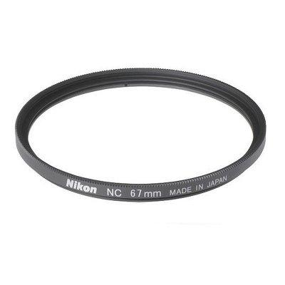 Nikon/尼康 NC 67mm UV濾鏡 18-105 18-140 16-85mm鏡頭適用 日本原裝