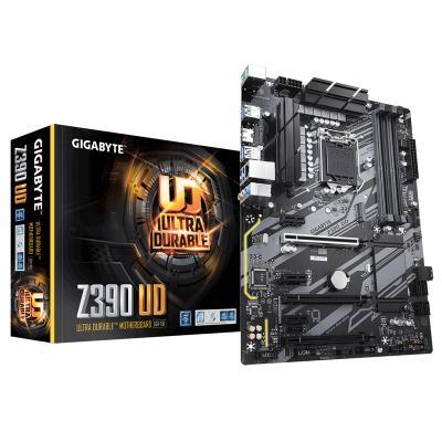 技嘉(GIGABYTE) Z390 UD臺式機游戲主板吃雞支持全新9代處理器