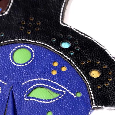 番德林民族手工藝品面具藏式面具名族特色卡通玩具